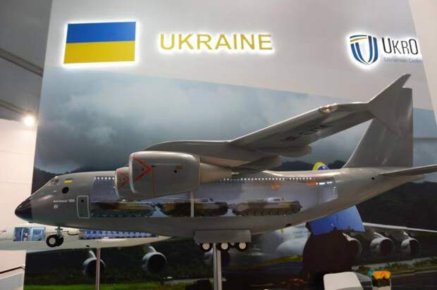 """Антонов"" представил проект самолета Ан-188"