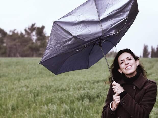 Синоптик назвал причину сильного ветра и дождя в столичном регионе