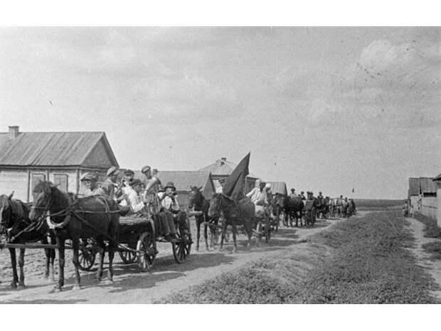 Почему подданные Германии мигрировали в Россию