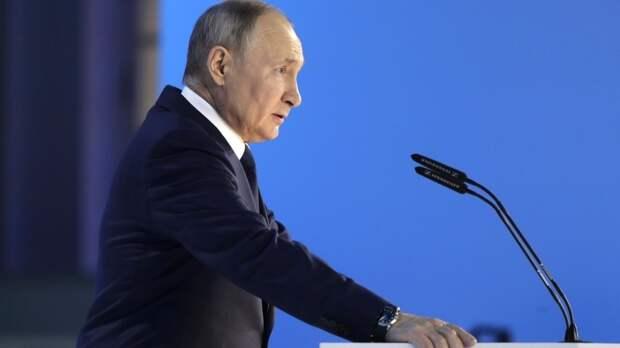 «Слишком умен для Запада»: как в Германии поздравили Путина с годовщиной инаугурации