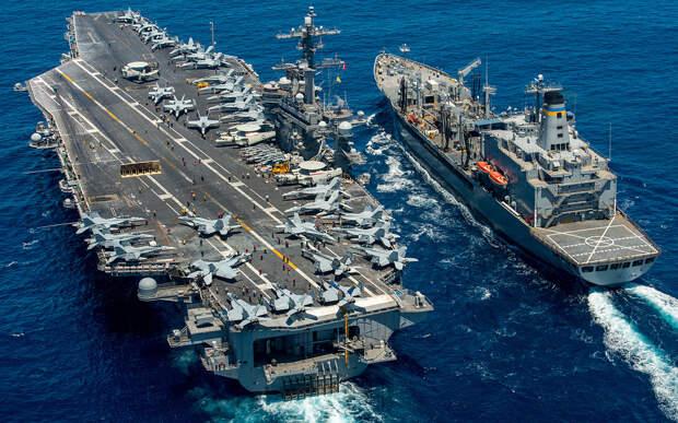 Авианосцы США: могут ли другие страны им что-то противопоставить?