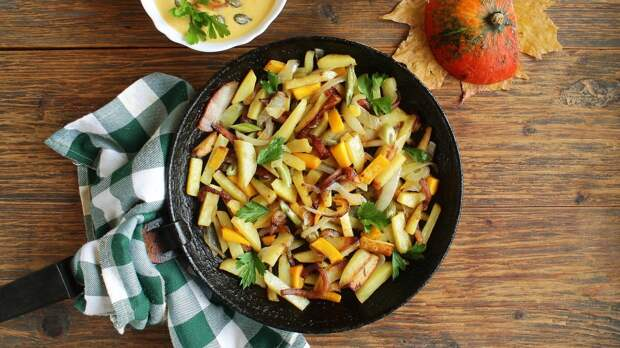 Шеф-повар назвал золотые правила правильного приготовления жареной картошки