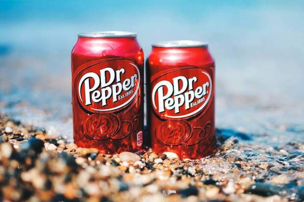Dr Pepper (стоимость бренда: 1,9 миллиарда долларов)