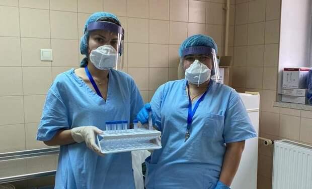 За сутки в России выявили 6 760 новых случаев COVID-19