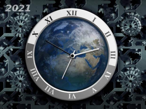 Самые благоприятные и неблагоприятные дни 2021 года