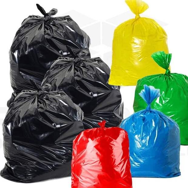 Почему стоит пользоваться мешками для мусора