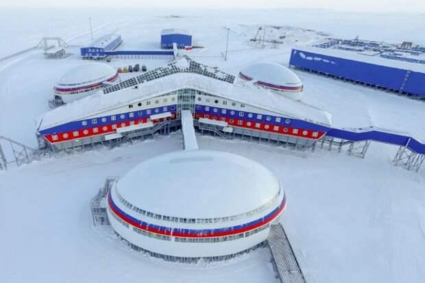 Горячая Арктика раздора: российские «охотники за гиперзвуком» арктика, россия, резонанс