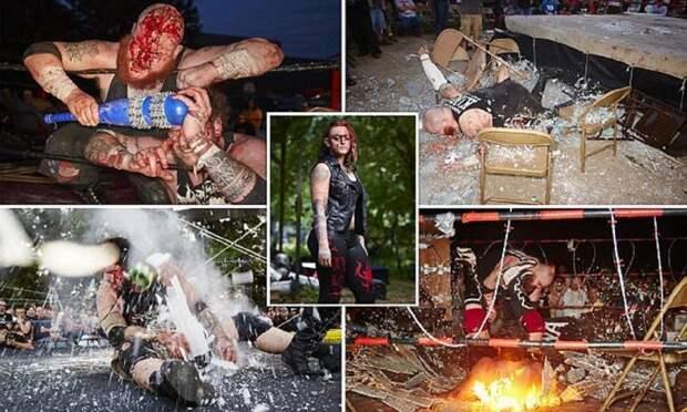 Самый кровавый спорт в мире