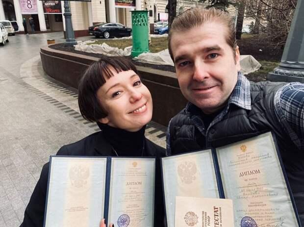Чулпан Хаматова официально получила профессию актрисы