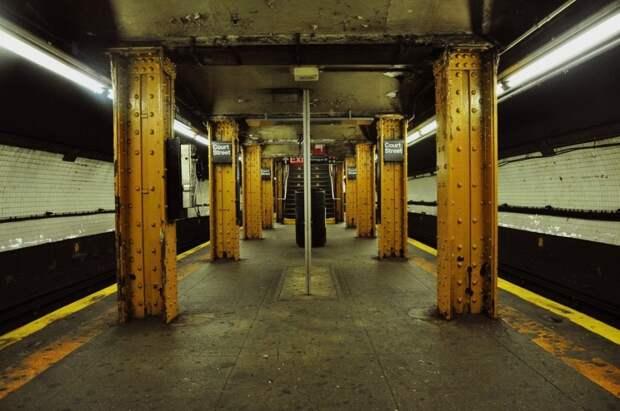 Для некоторых может стать шоком сравнение Московского и Нью-Йоркского метро