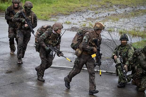 Что ждет в случае конфликта натовский десант в Крыму
