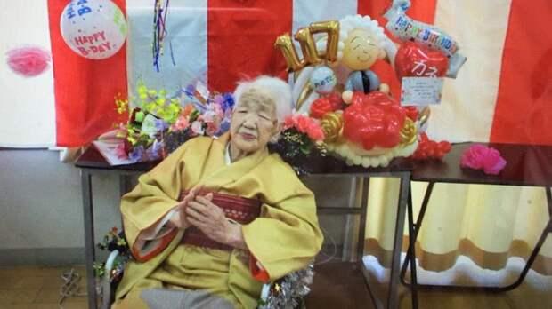 Не зря пенсионный возраст повысили: 118-летняя женщина понесёт Олимпийский огонь