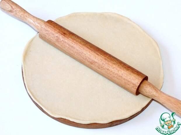 ДЕСЕРТНЫЙ ВИХРЬ.  Пирог рожковый с карамельными яблоками