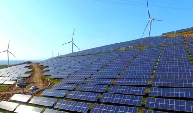 2020 год ознаменовался рекордом роста мощностей ВИЭ