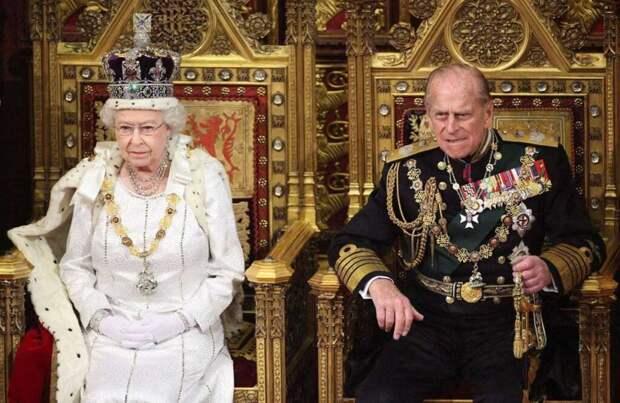 Лондонский суд будет хранить в секрете 90 лет последнюю волю принца Филиппа