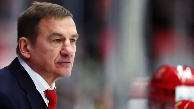 Сборная России оставит в заявке на ЧМ-2021 место для вратаря и нападающего из НХЛ