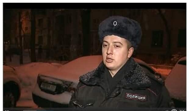 Сотрудник полиции из Хорошёво-Мнёвников помог вернуть хозяевам кошку