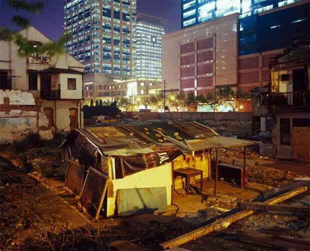 8 фото старого Шанхая, который разрушается на глазах