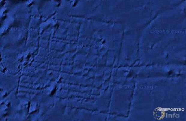 Затерянную Атлантиду обнаружили по снимкам из космоса!