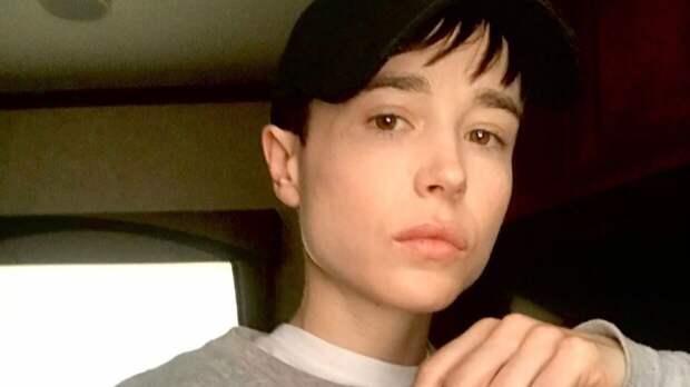 Сменившая пол актриса Эллен Пейдж показала результат операции по удалению груди