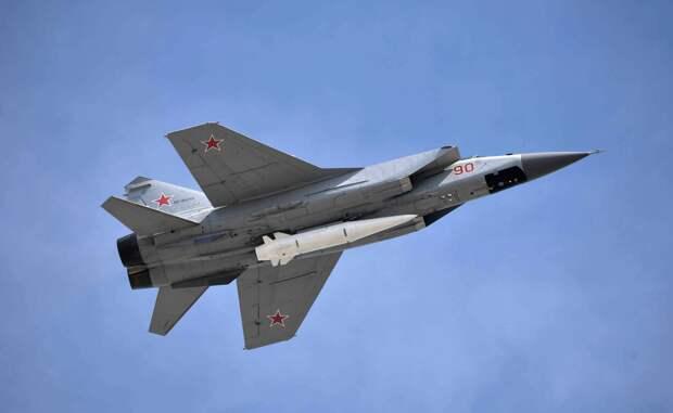 Кинжальный огонёк: Гиперзвук Путина добьёт остатки авианосцев США