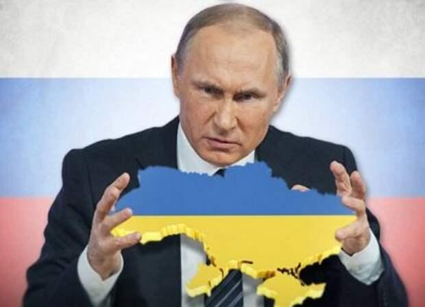 В речи Путина украинцы услышали «зловещие нотки»