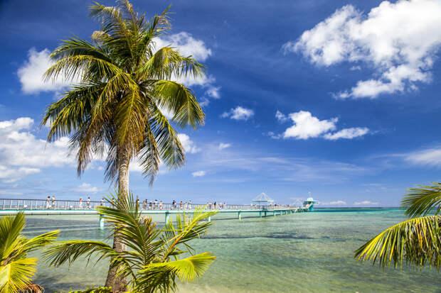 В поисках приключений на Гуаме