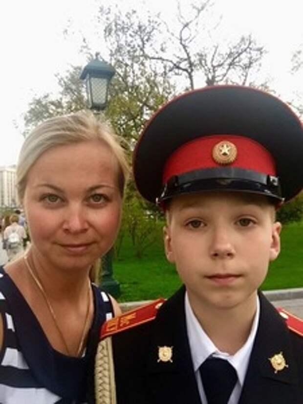 Правнук Владимира Ивашова унаследовал внешность и имя прадеда (фото)