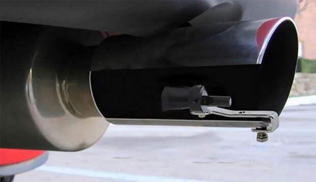 Водители скупают свистки в выхлопную трубу. Для чего они нужны автомобилистам?