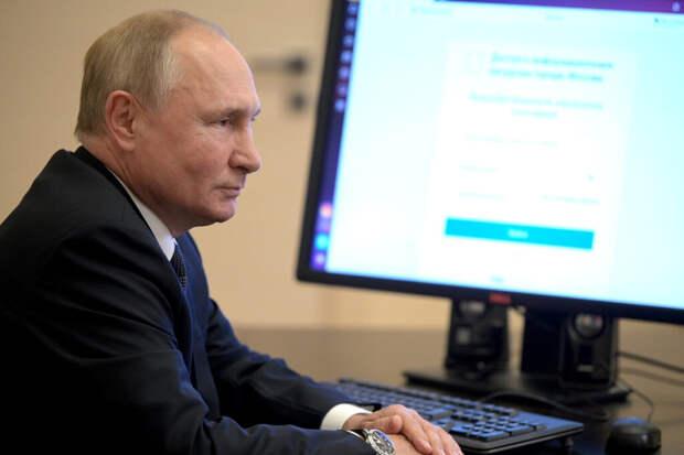 Песков не знает, сколько ещё продлится самоизоляция Путина