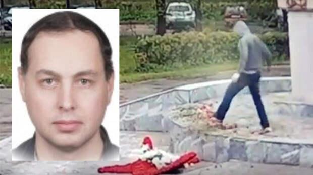 Осквернивший мемориал ВОВ в Черноголовке оказался преподавателем