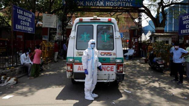 Неизбежность третьей волны коронавируса прогнозируется в Индии