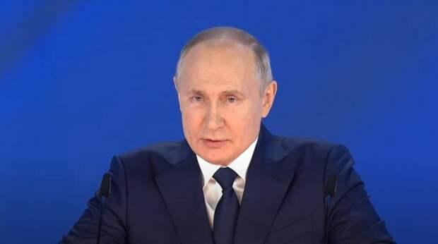 Путин призвал сделать газификацию участков бесплатной