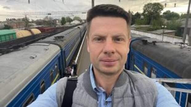 Воры ограбили нардепа Гончаренко в поезде Одесса-Ковель