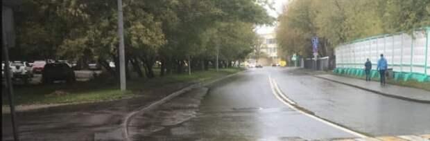 Скапливаться вода на улице Берзарина больше не будет