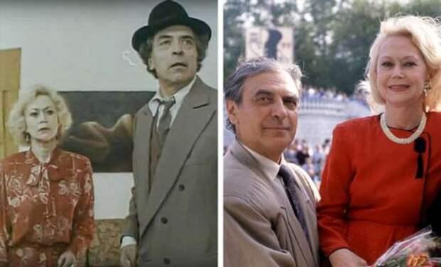 10 пар советских актеров, которые сыграли влюбленных в кино, но были без ума друг от друга и в жизни