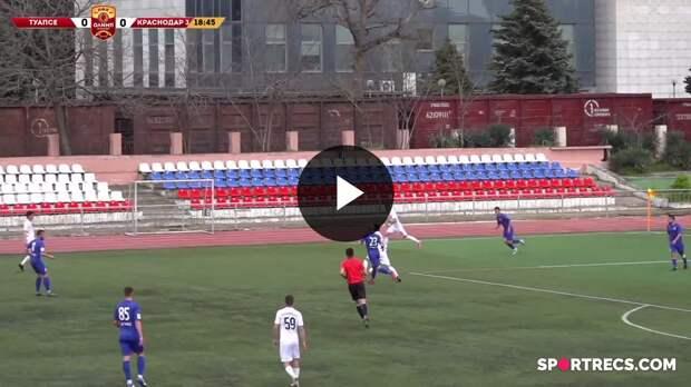 ОЛИМП – Первенство ПФЛ-2020/2021 Туапсе vs Краснодар-3 21.04.2021