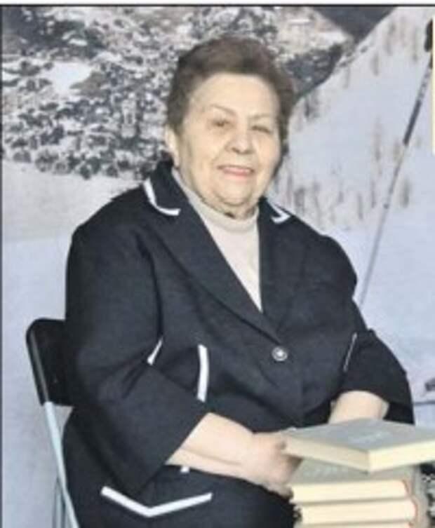 Жительница Северного Тушина подарила детям сотни книг