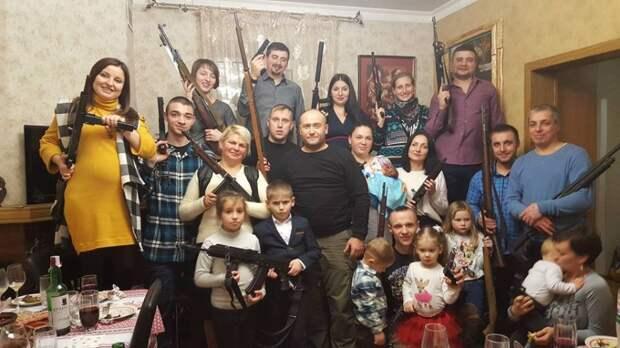 Пост украинской радости