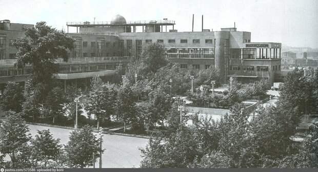 "Дворец культуры ""ЗИЛ"", 1937."