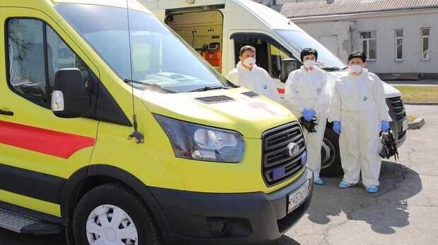 Зарплату медиков в ковидных госпиталях назвали в Ростове