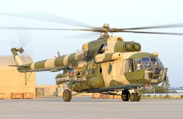 Вразгроме армянской ПВО вКарабахе оказались виновны вертолёты Ми-17