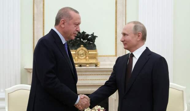 Путин, Эрдоган и Идлиб: как карта ляжет?