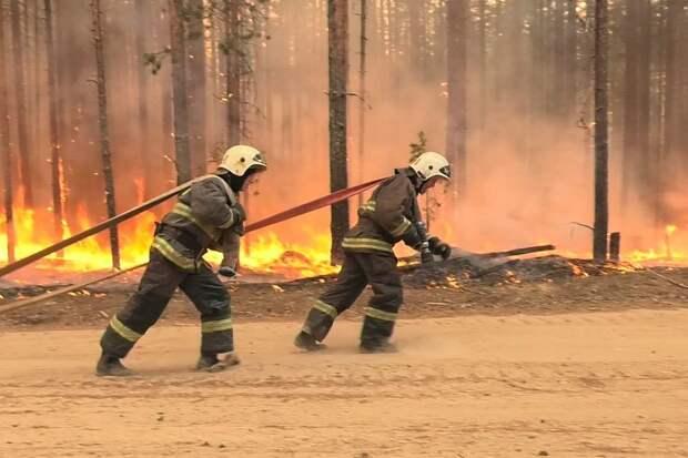 Почему когда Карелия горит, в соседней Финляндии все спокойно