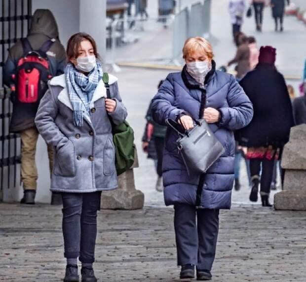 В России новый максимум по Covid, в числе заразившихся - новый глава Минстранса