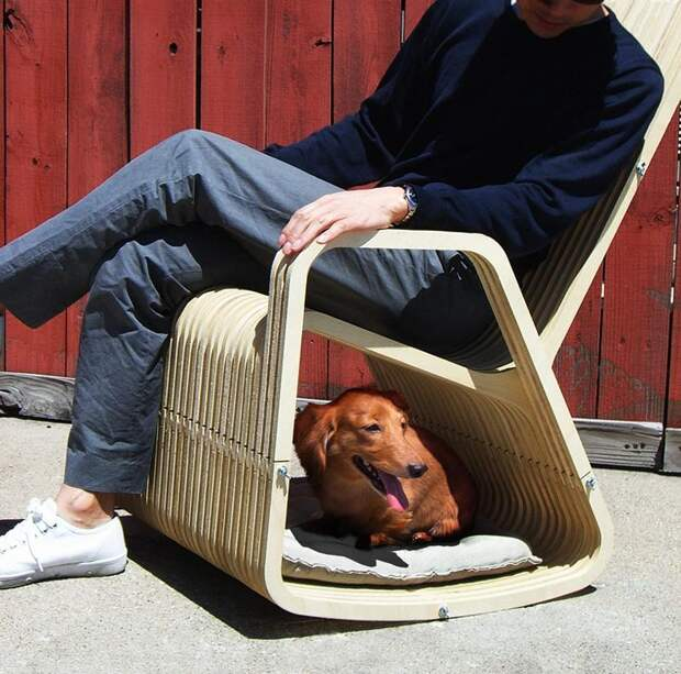 Мебельные решения для любителей животных