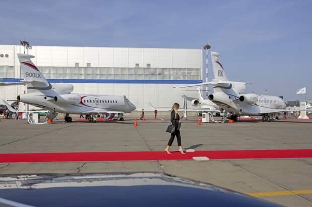 В Центре бизнес-авиации «Внуково-3» открылась выставка Деловой Авиации RUBAE 2019