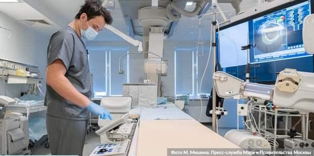Искусственный интеллект: для чего он нужен врачу и пациенту. Фото: М. Мишин mos.ru