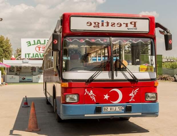 Российская туристка погибла в ДТП с автобусом в Турции
