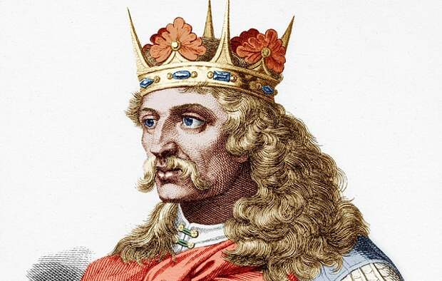 Король остготов Витигес.